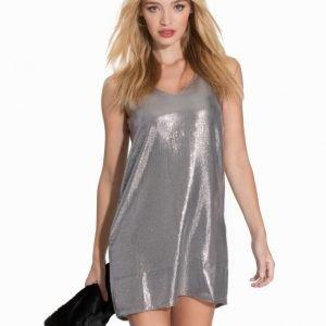 Rut&Circle Sandra Seq Dress Silver