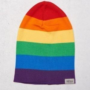 Sätila Rainbow Hat 596 Multi Coloured