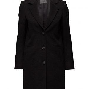 SAND Cashmere Coat W Britni Boxy villakangastakki