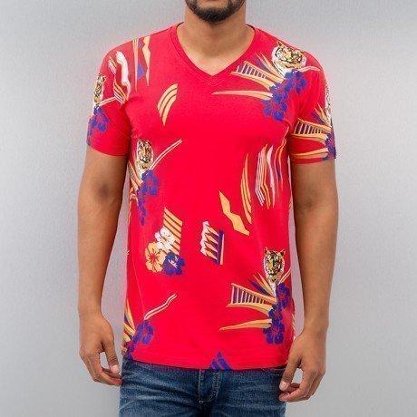 SCUSA T-paita Punainen