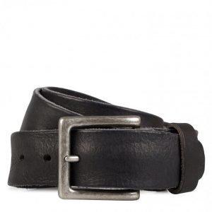 SDLR Belt Male Vyö Black