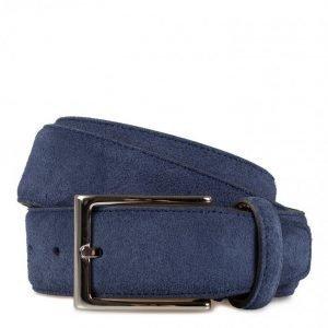 SDLR Belt Male Vyö Blue