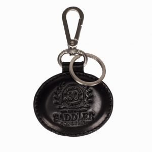 SDLR Key Ring Avaimenperä Black