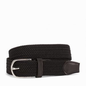 SDLR SDLR Belt Male Vyö Black