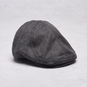 STATE OF WOW Nash Duckbill Cap 9923 Black / Lt grey