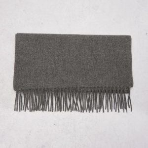 STATE OF WOW Prato Wool Scarf 0023 Lt grey melange