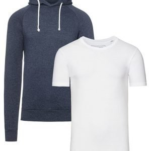 STYLEPIT Miami sweatshirt med T-shirt