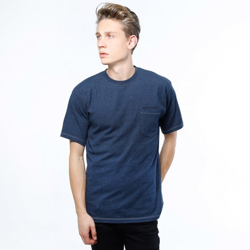 SWEET DENIM Albus Pocket -t-paita