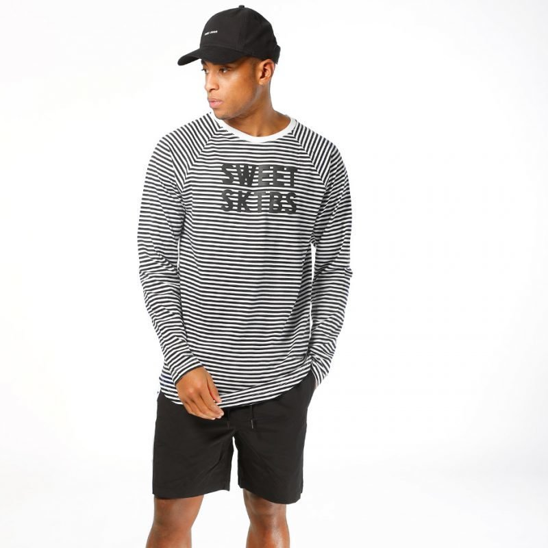 SWEET SKTBS Next Striped -longsleeve