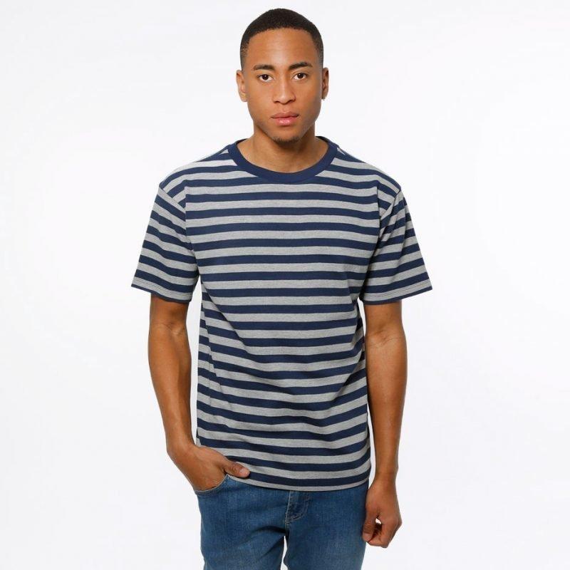SWEET SKTBS Regular Pique Striped -t-paita