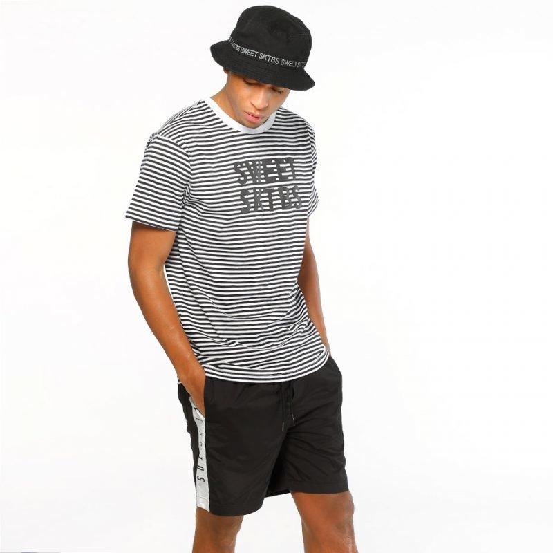 SWEET SKTBS Regular Striped -t-paita
