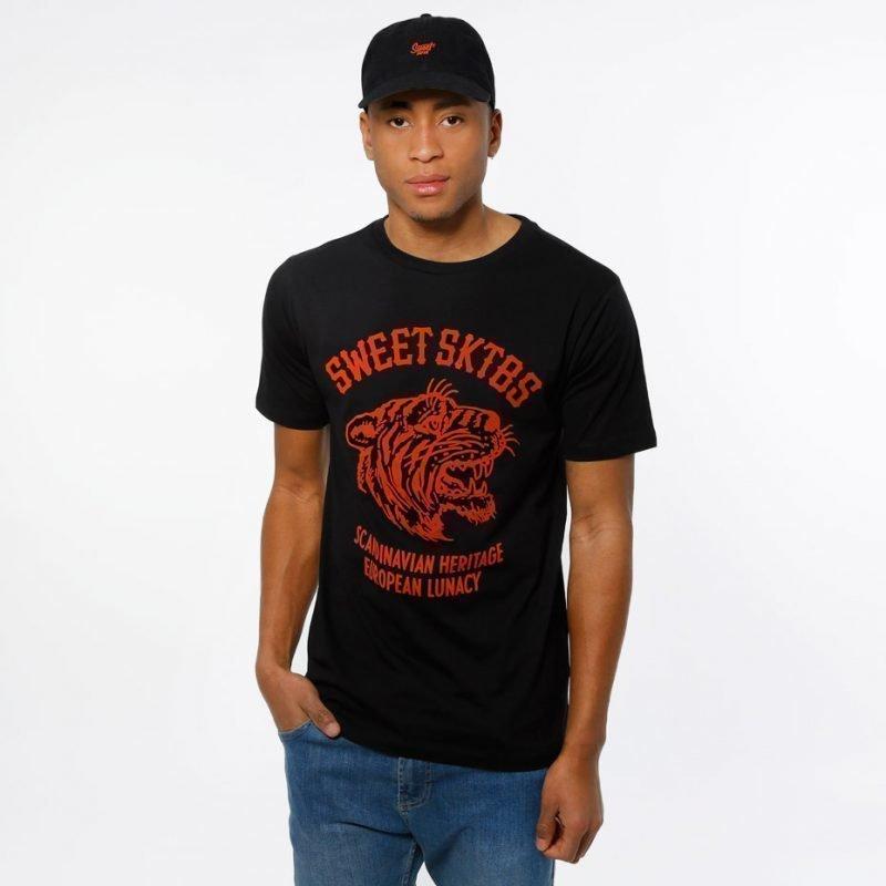 SWEET SKTBS Regular Tiger -t-paita