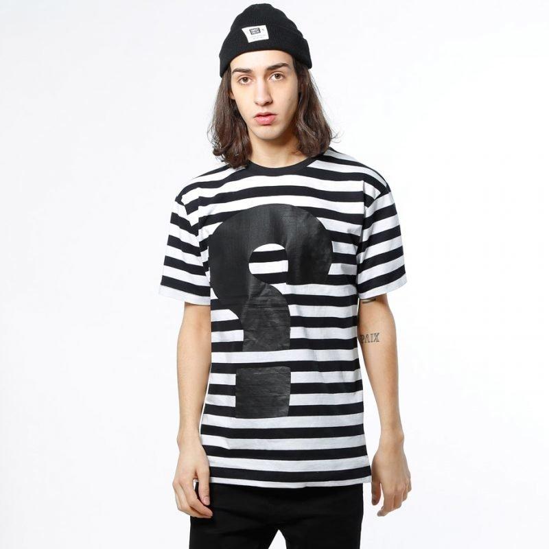 SWEET SKTBS Regular Yestion Stripe -t-paita