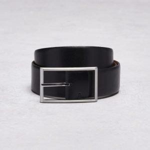 Saddler 78537 Belt Black/Brown
