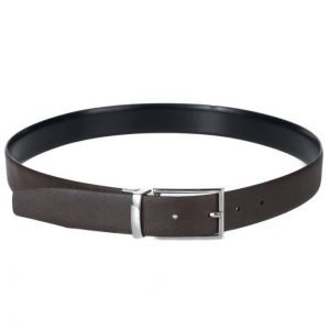 Saddler 78623 Belt Black/Dk Brown