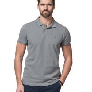 Sail Racing Bloc Polo 957 Front Grey