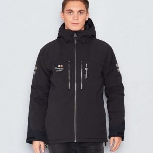 Sail Racing Glacier Bay Jacket 999 Carbon