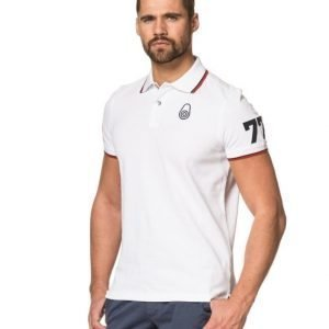 Sail Racing Grinder Polo 101 White