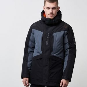 Sail Racing Pole Down Parka 958 Dark Grey