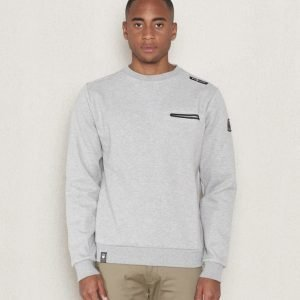 Sail Racing Race Tech Sweater 925 Grey Melange