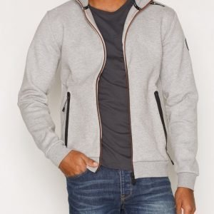 Sail Racing Race Zip Jacket Pusero Grey Melange