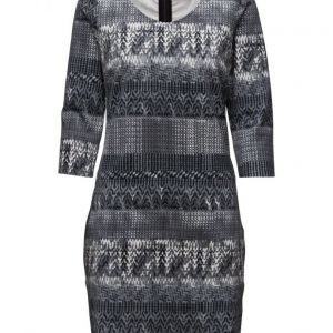 Saint Tropez All Over Print Jersey Dress lyhyt mekko
