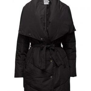 Saint Tropez Belted Coat untuvatakki