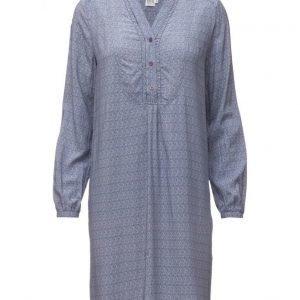 Saint Tropez Boho Tile Printed Shirt Dress lyhyt mekko