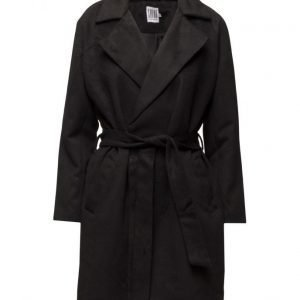 Saint Tropez Brushed Trench Coat trenssi