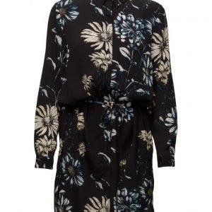 Saint Tropez Daisy Printed/Solid Col. Dress mekko