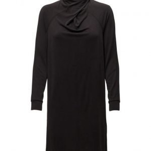 Saint Tropez Dress W. Draped Neck mekko