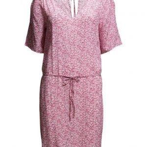 Saint Tropez Dress With Print And Belt lyhyt mekko