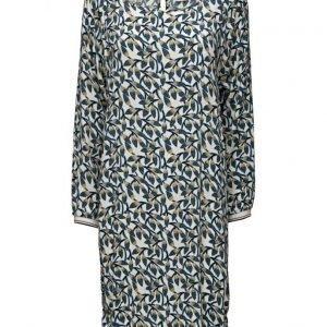 Saint Tropez Dress With Rib At Sleeves mekko