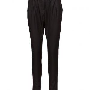 Saint Tropez Fabric Mix Loose Pants casual housut