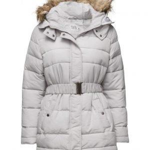 Saint Tropez Fur Hood Jacket untuvatakki
