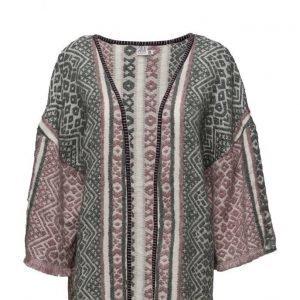 Saint Tropez Jacquard Kimono pusero