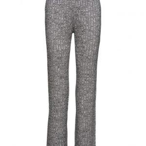 Saint Tropez Jersey Rib Pants casual housut