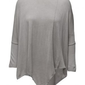Saint Tropez Knit Blouse With Visible Seam neulepusero