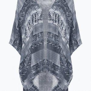 Saint Tropez Kuviollinen Kimono