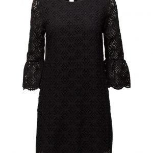 Saint Tropez Lace Dress W. Bell Sleeves lyhyt mekko