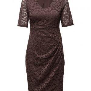 Saint Tropez Lace Jersey Dress mekko