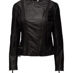 Saint Tropez Leather Jacket nahkatakki