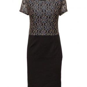 Saint Tropez Mix Fabric Dress mekko