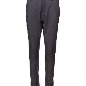 Saint Tropez Pants With Rib Inserts suorat housut