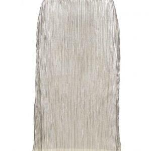 Saint Tropez Plisse Foil Skirt mekko