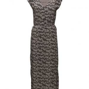 Saint Tropez Printed Dress W. Belt mekko
