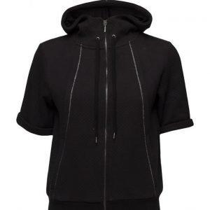 Saint Tropez Quilt Look Jacket W Hood svetari