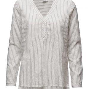 Saint Tropez Shirt With Stripes pitkähihainen pusero