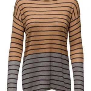 Saint Tropez Stripe Sweater neulepusero