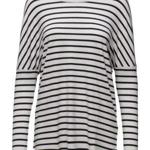 Saint Tropez Striped Long Sleeve Top